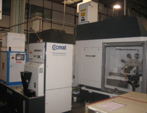 connected to precision machining HAAS